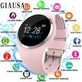 Reloj inteligente pulsera para hombre y mujer, Monitor de presión arterial, pulsera para Android IOS PK xio mi Band 2 3 Fitbits