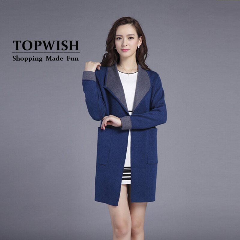 Long Sweater Coats for Women Promotion-Shop for Promotional Long ...