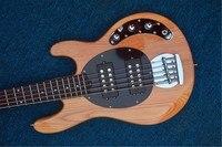 Free Shipping !! Hot Sale High Quality Ernie Ball Musicman Music Man Sting Ray 5 Strings Electric Bass Guitar