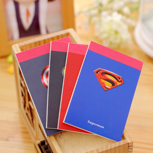 4pcs/lot kawaii cute Stationery mini Notebook Memo Paper Diary Planner Exercise Book notepad Gift Office School Supplies