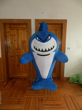 High quality Sharks mascot costume Sharks Cosplay costume free shipping