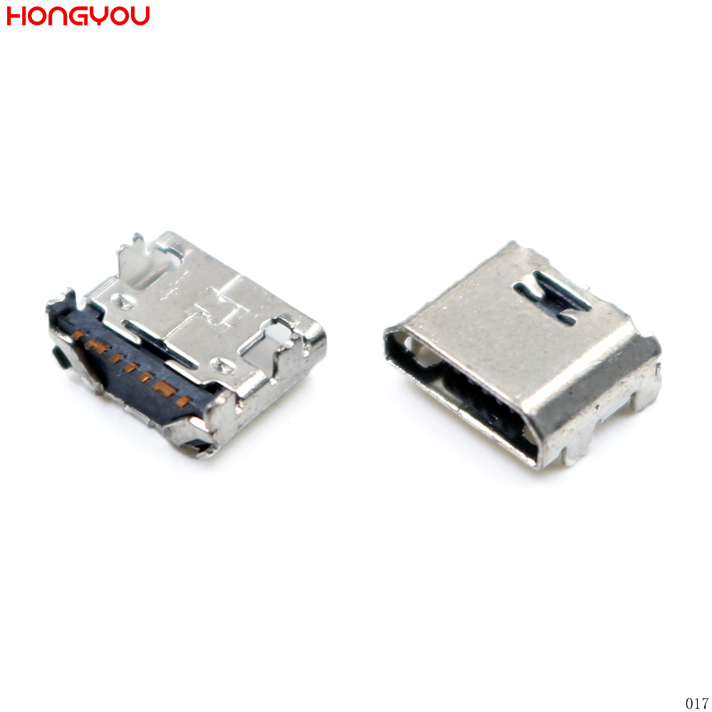 2PCS/Lot For Samsung Galaxy Tab 3 Lite 7.0 T110 T111 SM-T110 SM-T111 USB Charge Jack Plug Connector Charging Dock Socket Port
