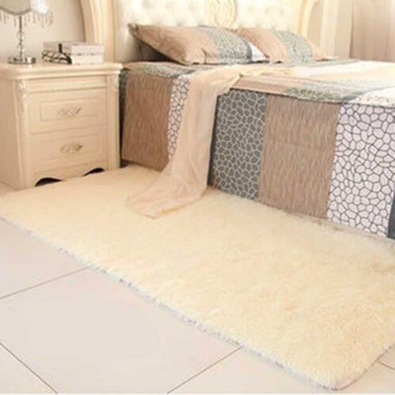 Wondrous Pink Gray Green Wine White Shag Shaggy Floor Rug Fluffy Plush Modern Carpet Mat Living Room Bedroom Antiskid Soft Carpets Download Free Architecture Designs Scobabritishbridgeorg