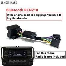 LEMON SHARK RCD320 RCN210 Bluetooth Car Radio Multifunction Steering Wheel Button Control Canbus gateway Simulator Adapter