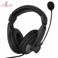 Professional Gaming Headset Noise Cancelling Headphone With Microphone Computer Headphones Birthday Gift For Kids LF01