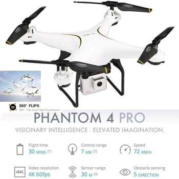 Automatically Return FPV Drone Remote Control Four-axis Aircraft 2MP Wifi Wide-angle Camera Height Headless Mode