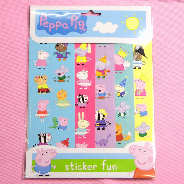 New Children Toys Baby Sticker Kids Color Filling Painting Book ...