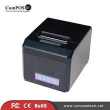 Free shopping  80mm thermal printer w / cutter 80 printer small ticket printer cash register POS machine printer