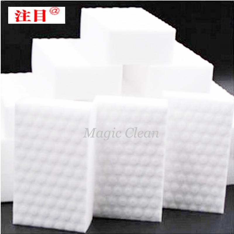 Super Strong Highest density White Magic Sponge Eraser Melamine Cleaner,multi-functional ...