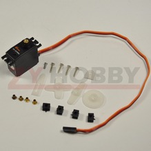 32.5x17x34.5mm 32g/ 4.5kg/0.12 sec Servo DS329MG Metal Gear Micro
