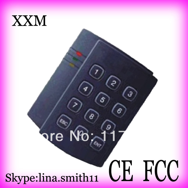5pieces/lot Proximity IC Card Reader with Keypad Wiegand26 output for Door Access Control System X006 5 pieces lot a20 bga