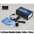 Anti Colisión Trasera Coche Luz Antiniebla Láser/Para Nissan Bluebird Sylphy/Cefiro/Pulsar/12 V Accesorios de Automóviles Luces de Advertencia