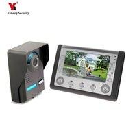 Yobang Güvenlik Görüntülü Interkom Diyafon 7