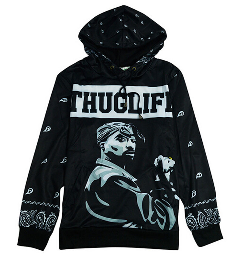 popular tupac shakur hoodie buy cheap tupac shakur hoodie. Black Bedroom Furniture Sets. Home Design Ideas