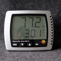 Germany Esto608 H1 Temperature And Humidity Temperature Gauge And Humidity Laboratory Instrument