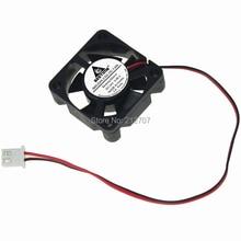 5 Pieces Gdstime 24V 2Pin 3cm 3010s 30mm x 10mm Mini Brushless DC Cooling Fan