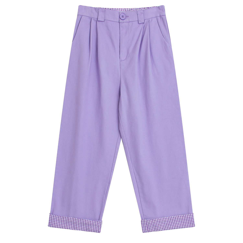 XS RNK Shops Waffle Weave Womens Pajama Pants Purple Personalized