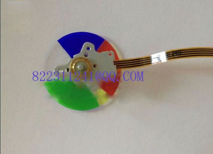 ФОТО NEW original Projector Color Wheel for BENQ CP225  Projector Color wheel