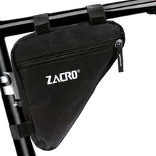 Велосипедная велосипедная сумка Передняя труба рамка сумка держатель рамка Сумка водонепроницаемая велосипедная треугольная сумка для велосипеда переднее седло#2