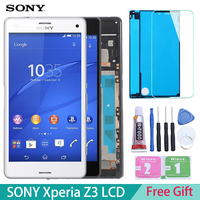 5.2'' IPS For SONY Xperia Z3 LCD Display Touch Screen D6603 Replacement for SONY Xperia Z3 LCD Dual D6633
