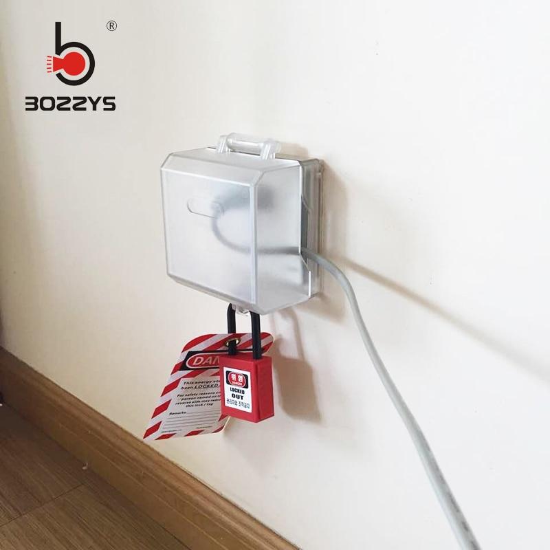 Emergency Switch Lockable