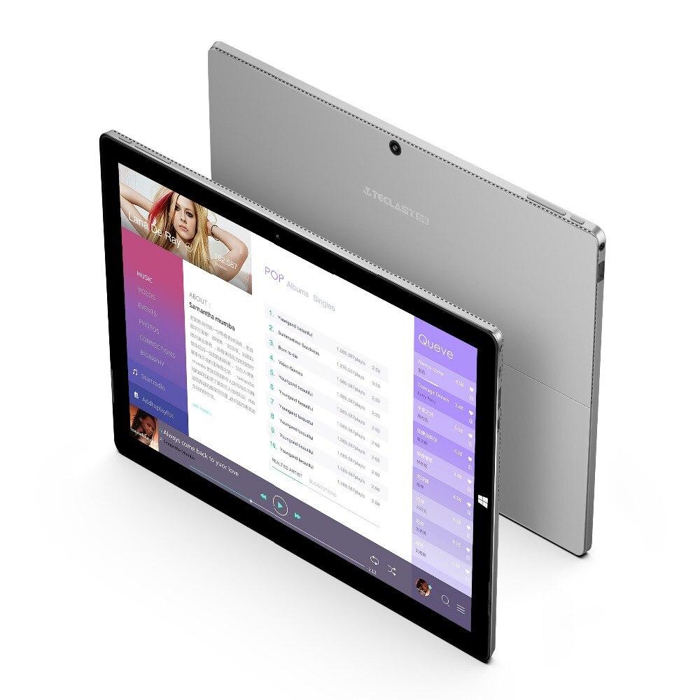 Teclast X6 PRO Tablet PC 8GB RAM 256GB ROM Dual Core Windows 10 Home 12.6 inch 1920*2880 FHD IPS Dual Camera HDMI 2 in 1 Tablets 1