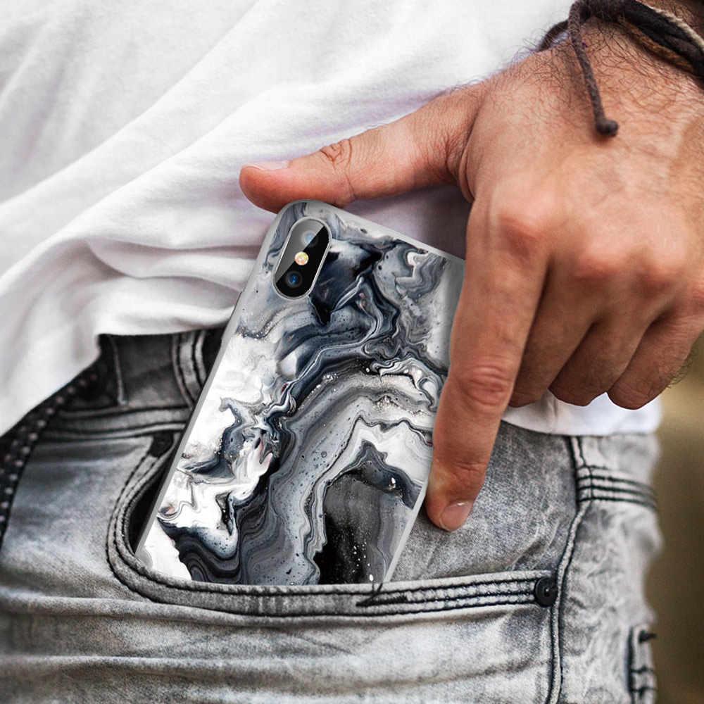 CASEIER หินอ่อนโทรศัพท์กรณีสำหรับ Xiaomi Redmi หมายเหตุ 6 5 Plus 5 6 Pro 5A 6A สำหรับ Xiaomi 8 6 5 A1 A2 Pocophone F1 กระเป๋า Capa