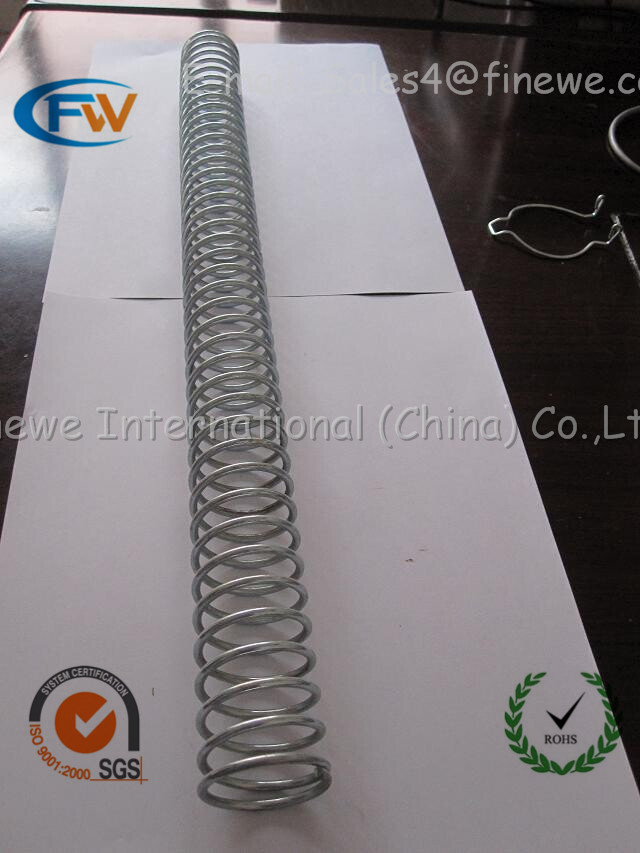Manufacture Custom Small Stainless Steel Compression