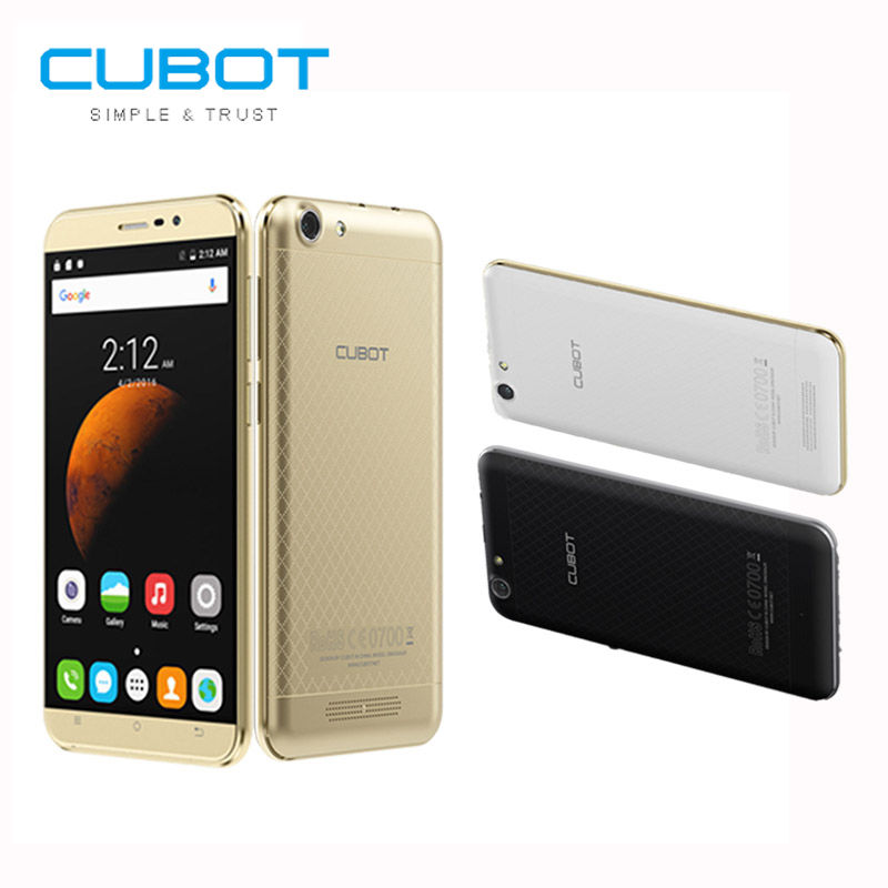 bilder für Cubot dinosaurier handys mt6735a quad core gps smartphone 16 gb rom 3 gb ram 1,3 ghz 5,5 zoll android 6.0 handy 4150 mah