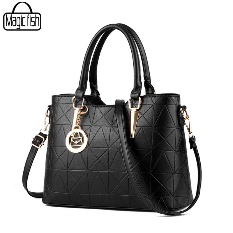 2018 Fashion Women Handbag Famous Brand Women Bag Good Quality Female Tote Women Messenger Bags Design Casual Tote Bolsa C1038/l