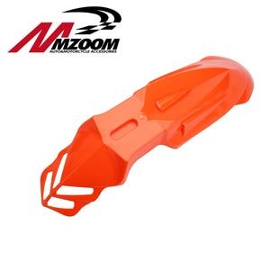 Image 5 - Libero di Plastica di trasporto Universale Supermoto Evo Nero Parafanghi Anteriori Per Honda Yamaha Suzuki KTM DRZ KX YZ KTM WR XR