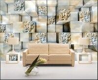 Custom 3 D Stone Wallpaper Marble Relief For The Living Room Sofa Bedroom Restaurant Vinyl Paper