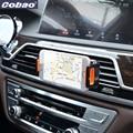 Universal car air vent mount holder soporte del teléfono soporte para teléfono para todos los teléfonos inteligentes Iphone galaxy