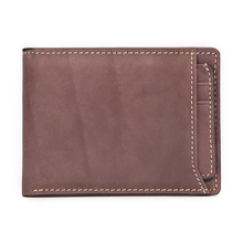 New Genuine Leather Casual Wallet