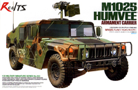 RealTS TAMIYA MODEL 35263 M1025 Humvee Armament Carrier