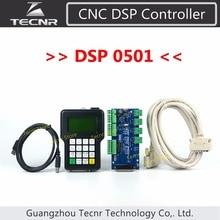 3 osi DSP 0501 system kontroli uchwyt zdalnego English version TECNR CNC Sterownik DSP CNC router