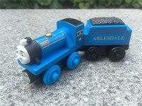 Kk01-geniune תומאס וחברים לקחת n play צעצוע מגנטי מעץ ברט רכבת עם מכרז החדש loose