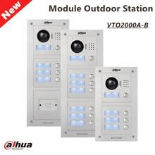 Dahua VTO2000A-B Модуль Открытый Станция Внутренней Связи Аксессуары