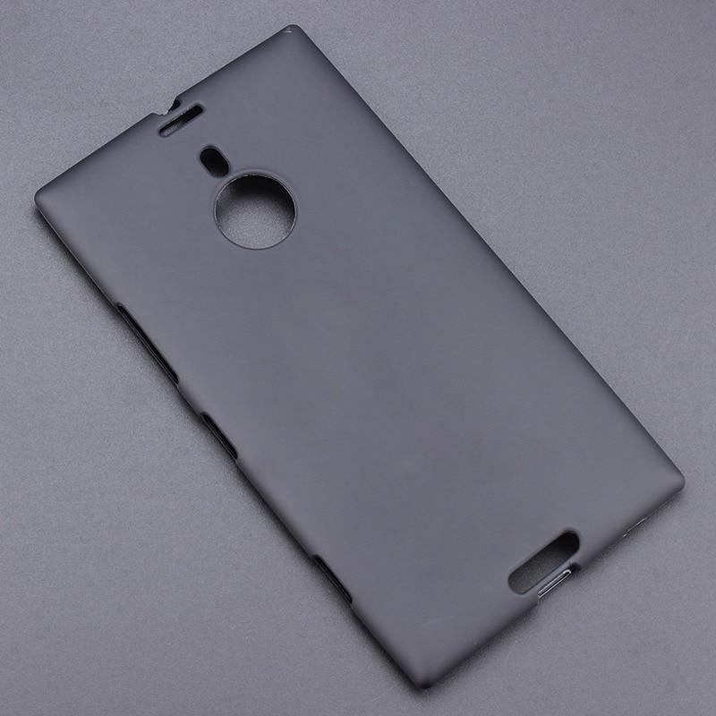 Black Gel TPU Slim Soft Anti Skiding Case Back Cover For Nokia 1520 Lumia 1520 Mobile Phone Rubber silicone Bag