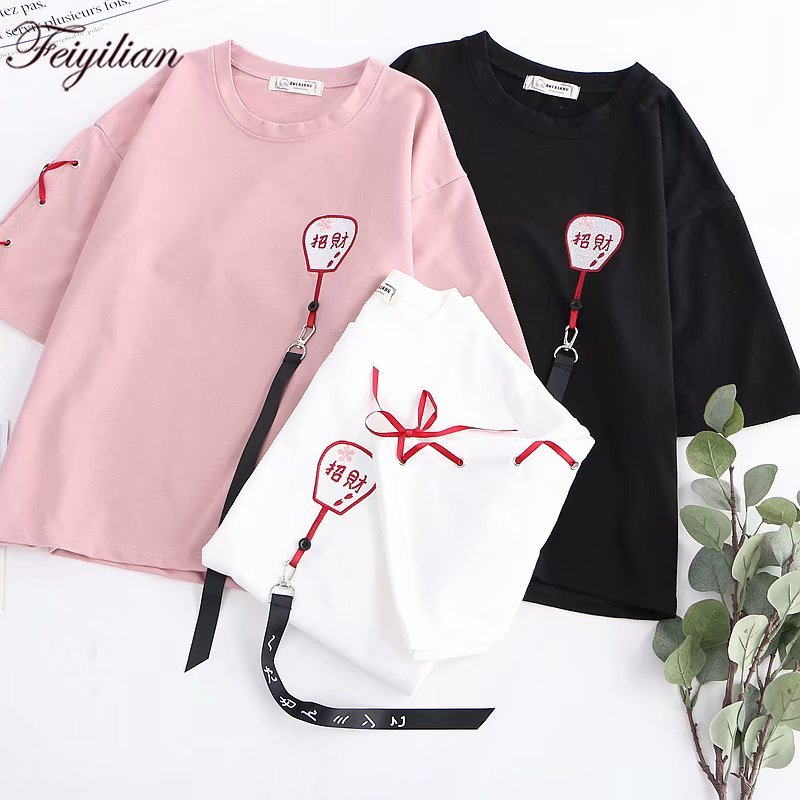harajuku-mori-girls-embroidery-new-font-b-pokemon-b-font-t-shirts-summer-top-woman-tees