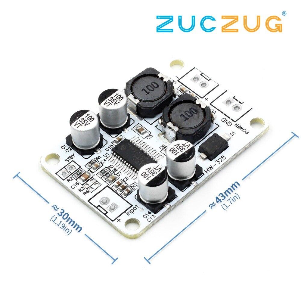 TPA3110 Digital Audio Amplifier Board Mini Amplifiers PBTL Single Channel Mono 30W Amplificador