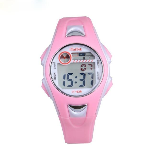 OTOKY Perfect Gift Children Boys Girls Swimming Sports Digital Wrist Watch Water