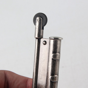 Image 5 - 金属火災スターターポータブルサバイバルツール灯油ライターアウトドア防風火綿ロープなしオイル