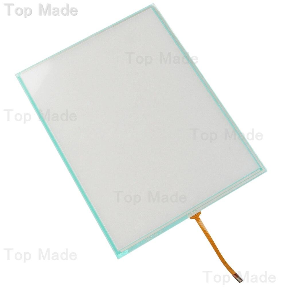 ФОТО 1PCS New For N010-0554-X227/01  N010-0554-X227-01 Touch Screen Digitizer Panel Glass 228*175mm