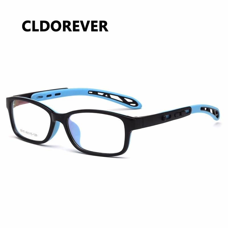 TR90 Kids Eyeglasses Leg Retractable Optical Glasses Frame Children ...