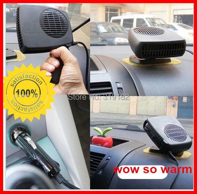 Auto Car heater Auto Vehicle Portable Dryer Heater Heating Cooler Fan2 in 1 Warm/Hot Cold Electric Heater 12V   Air-Conditioned