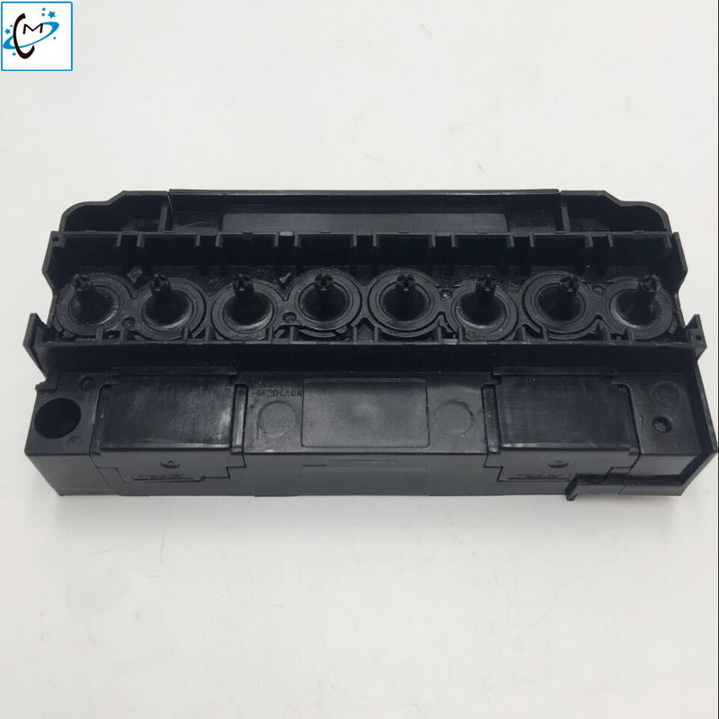 DX5 f186000 printhead cover DX5 head Adapter for Ep stylues 4880 7800 9800 7880 9880 printers galaxy Mutoh dx5 manifold cover made in china f186000 eco solvent dx5 print head cover adapter skycolor allwin human printhead manifold dx5 plastic cover