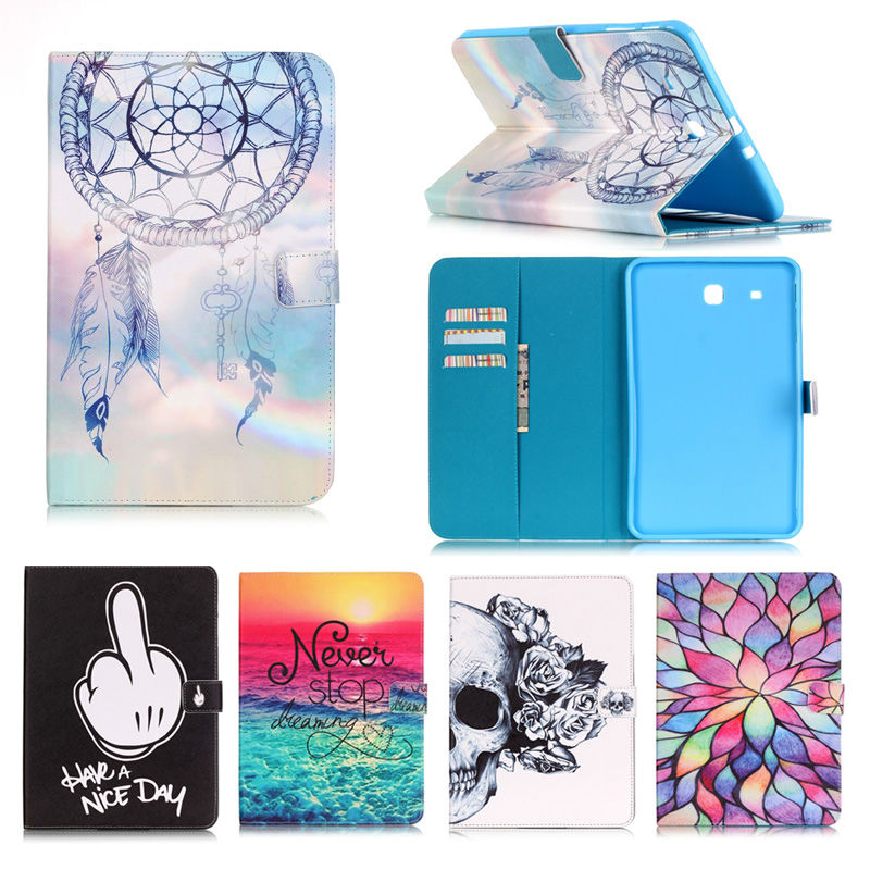 For Samsung Galaxy Tab E 9.6 T560 SM-T560 T561 9.6 Cases Wallet Leather Flip Stand Cover Case For Samsung T560 tablet bags bf luxury tablet case for samsung galaxy tab e 9 6 sm t560 sm t561 t560 t561 pu leather flip cute book stand cover protector
