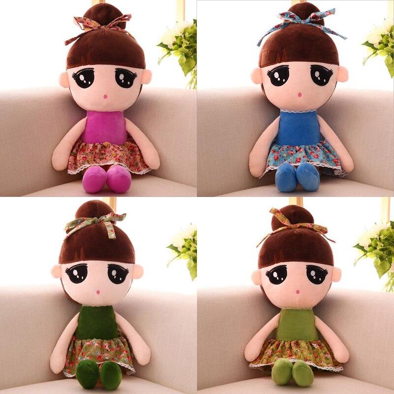 New New girl dolls beautiful handmade 13 8 inches plush toys Valentine s Day birthday font