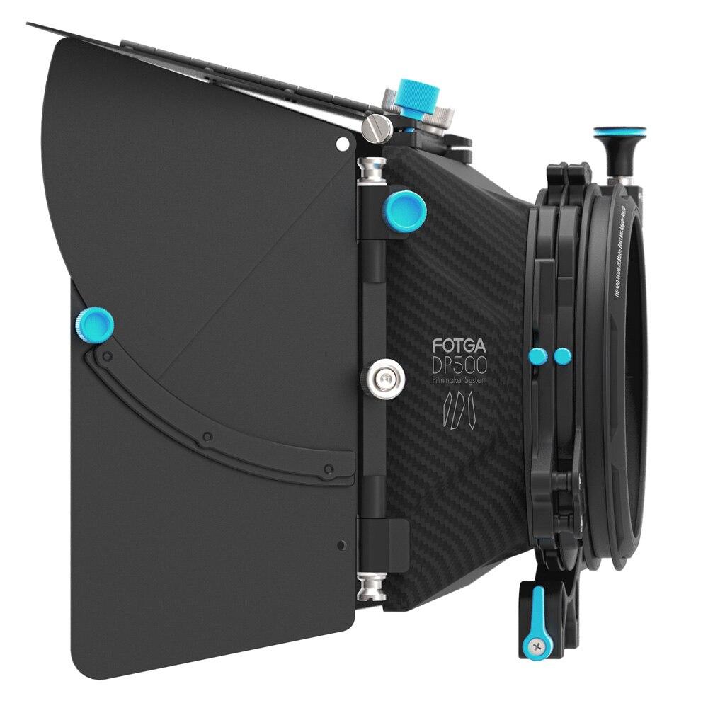 FOTGA DP500III Pro DSLR მქრქალი ყუთის - კამერა და ფოტო - ფოტო 2